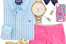 Preppy Is A Sate Of Mind / by Stevie Naumcheff