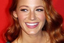 Blake Lively / by Afton Reyher