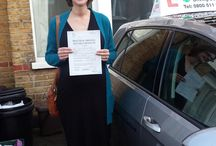 Raynes Park / People from the Raynes Park area of London (SW20) who have passed their driving tests with Wimbledon Driving School