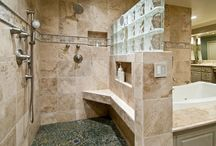 Bathrooms / by Suzanne Bunnell