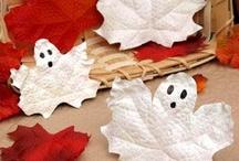 Halloween Kids crafts & activities