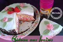 Gâteaux / Les gâteaux de l'occident et de l'orient