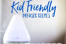 Essential Oils for Kids / Find essential oils and oil blend recipes that you can use around your little ones with peace of mind.