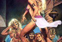 Comic Conan the barbarian