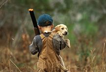 Jayden & hunting