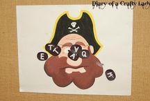 Leker / Piratbursdag