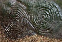 Neolithic rock art
