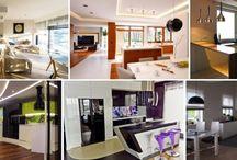 Kuchnia otwarta na salon / Zobaczcie 6 nowoczesnych aranżacji, w których kuchnia została połączona z salonem lub jadalnią. Piękna meble, pomysłowe rozwiązania i wysoka funkcjonalność. Klikajcie w zdjęcia, aby zobaczyć więcej realizacji!