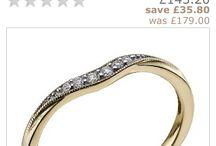 Wedding - Rings / Jewellery