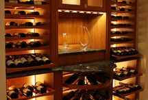 Wine Cabinetry and Furniture / Not everyone has the space, or a collection large enough for a wine room. Here's some custom, creative solutions.