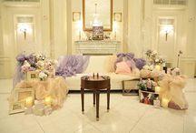 結婚式の装飾♡