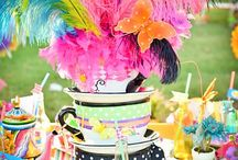 Mad Hatter Luncheon Tea Party