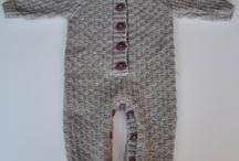 Heldress strikket