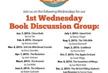 2015 Monthly Events / Monthly meetings and classes at Clermont County Public Library / by Clermont County Public Library