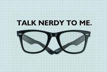 Talk Nerdy to Me / You might be a nerd if...