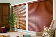 Everwood® Alternative Wood Blinds / Faux wood blinds with exceptional price value by Hunter Douglas.