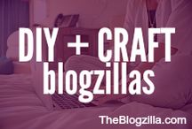 DIY + CRAFT Blogzillas (group board) / Group board for subscribers to TheBlogzilla.com only. [DIY + Craft-related pins] Subscribe to The Blogzilla for access to this board and a growing library of free blogging resources. To contribute: 1. Follow The Blogzilla on Pinterest 2. Subscribe to The Blogzilla via http://eepurl.com/7hfgv 3. Reply to your welcome email or drop a line to thebossATtheblogzillaDOTcom with a request to join this board. BOOM baby. (no spamming, no unrelated pins y'all)