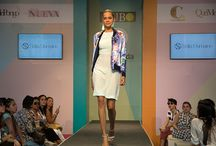 COLOMBIA MODA / Designs by Sofia Dumaine - Runway show at Colombia Moda 2015 www.sofiadumaine.com