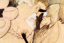 Toulouse Lautrec  / by Cezar-Nelu Mitran