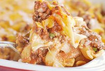 Weeknight Meals / Recipes for fast and easy weeknight meals that the whole family can enjoy.