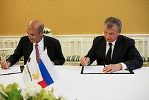 Rosneft Signs Agreement with Major Oil Companies