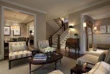 Fabulous Family Rooms / by Chelsie Hansen