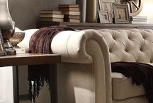 Sofas tipo chesterfield