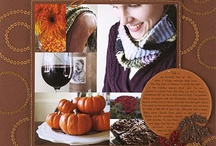 Fall Inspiration / Crafts and Scrapbook Layout inspiration for Fall.  / by Stuff4Crafts