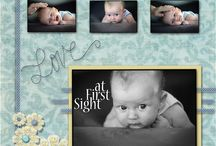 Baby E Scrapbook
