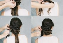 Make up and hairstyles