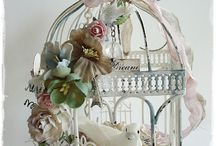 Craft Ideas - Bird cages