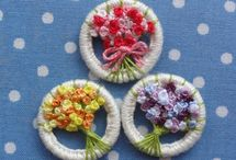 Dorset buttons / by Tomoko Tsutsui