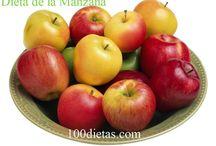 manzana dieta