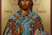 Byzantine Period Jesus (CST)