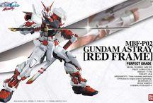 Gundam Red Frame Pg