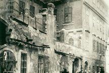 Praha v čase minulosti