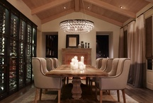 {dining • rooms} / by Jennifer Thompson Frank