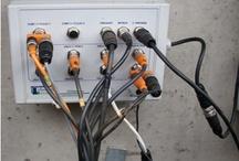 Riegos automáticos / Instalaciones controladas por telecontrol