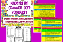 Common Core / by Opal Bentley