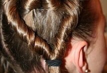 hairstyles / by Rebecca Luddon