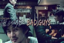 DSS EPISODE BANNERS: Bad Guys / EPISODE BANNERS, arts by DSS GRAPHICS TEAM