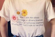 Tshirt reference