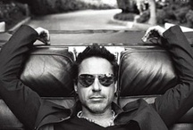 Robert Downey Jr / by Brittany Goranson
