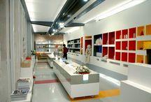 Interiors - Shops / by Andrea Cattabriga