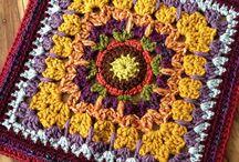 Crochet - Grannies / by Meg Atkinson