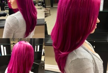 Vivids & Pastels hair color  / My little pony hair starts here