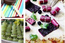 Fruit snacks for kids / Fresh fruit ideas for kids