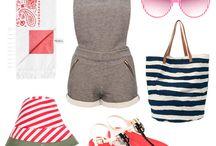 Looks playa / Looks, complementos y accesorios para ir a la playa