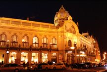 Places to go / The places you can visit during your stay in Grand Hotel Praha
