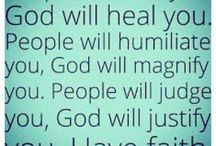 Pray for GOD
